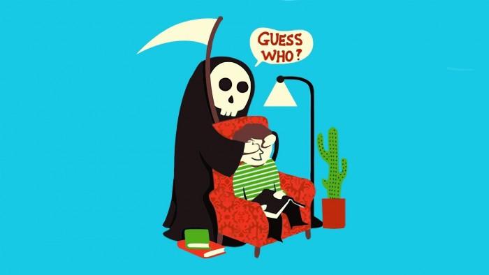 Очарование смерти