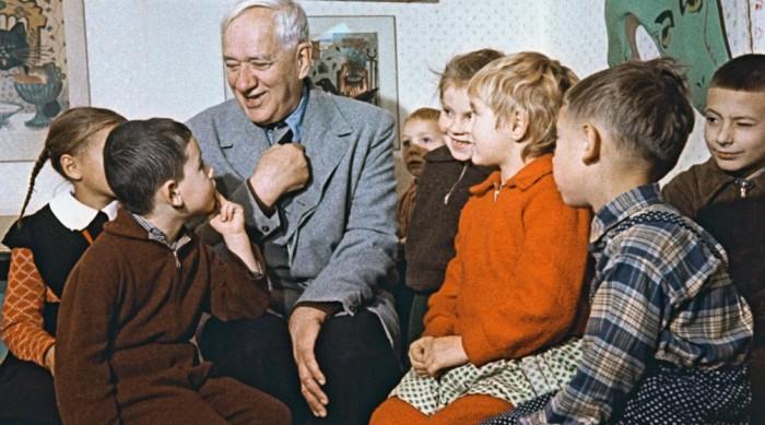 как познакомить детей с цилиндром
