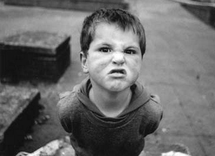 Агрессия ребенка, как крик о помощи