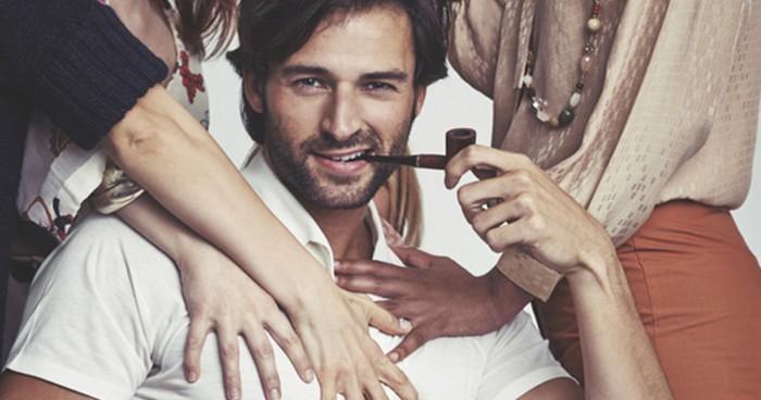 Почему все женщины хотят альфа-самца?