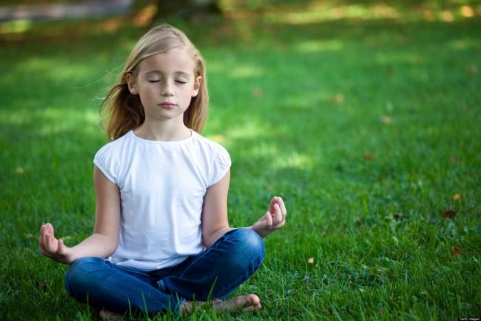 Медитация для детей с умственной отсталостью.