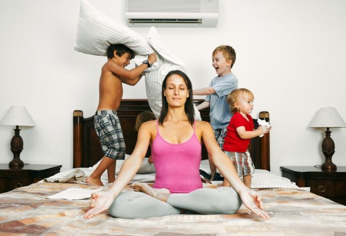 Как маме выработать эмоциональную устойчивость?