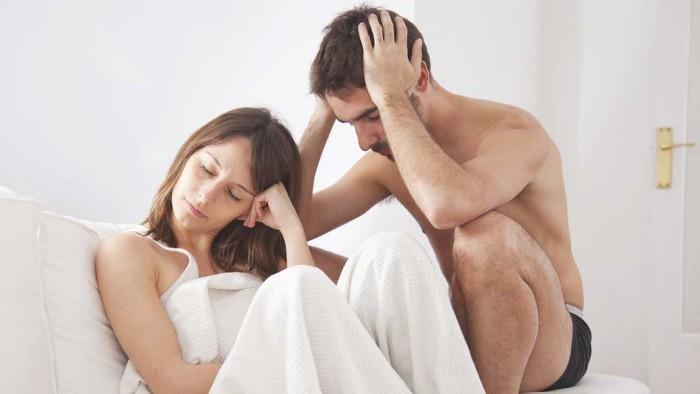 Почему секс в браке становиться нежеланным? (4)