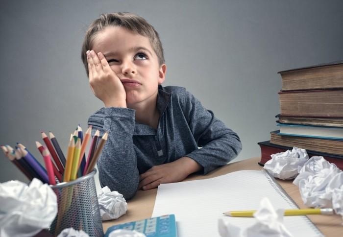 Сын не хочет учить уроки... (2)