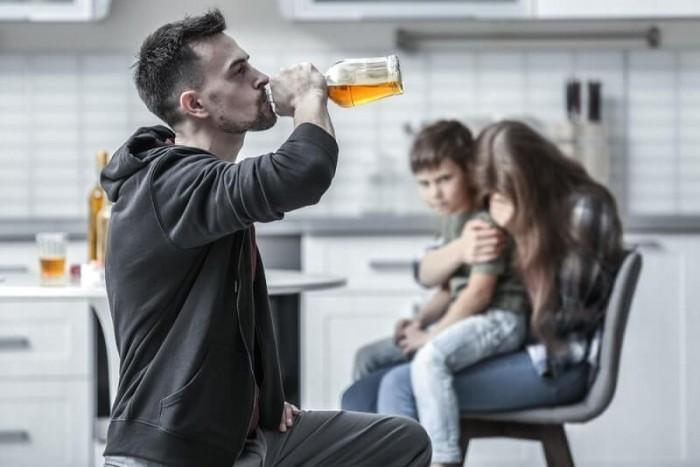 Распознаем потенциального алкоголика. Как выбрать мужа? #1 (2)
