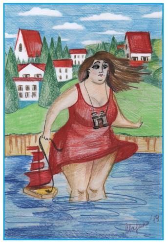 Про женские тренинги и типичные роли : Золушка, Ассоль и Труженица. (2)