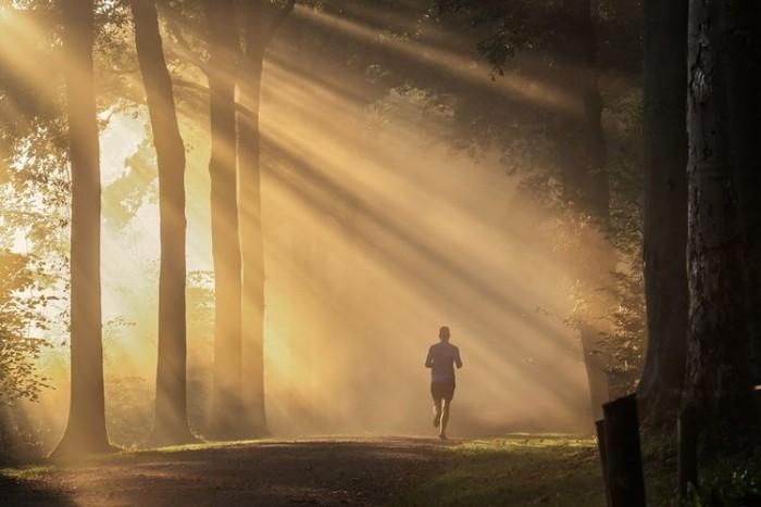 Человек, который бежал быстрее всех (2)
