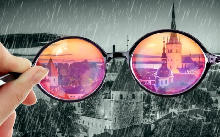 Приятно смотреть на мир через розовые очки, но полезнее жить! (2)