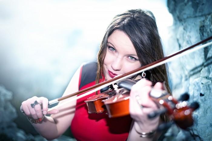 Скрипка деформировала лицо Клиентский случай. (2)