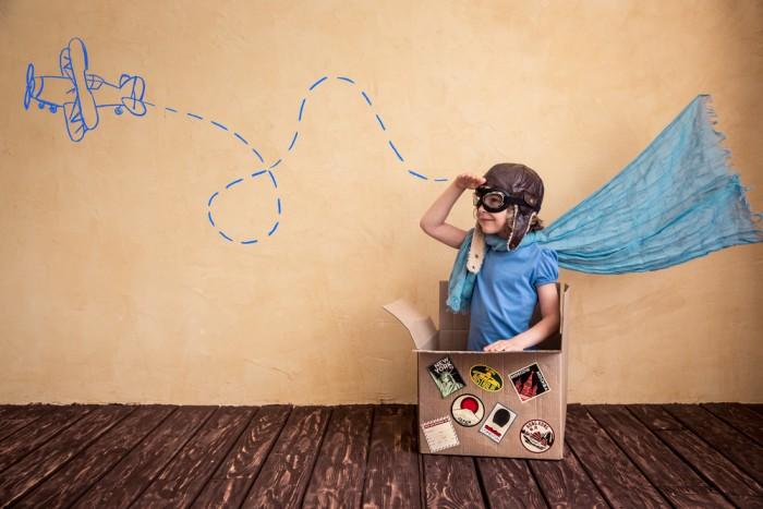 Развитие воображения у детей дошкольного и младшего школьного возраста (2)