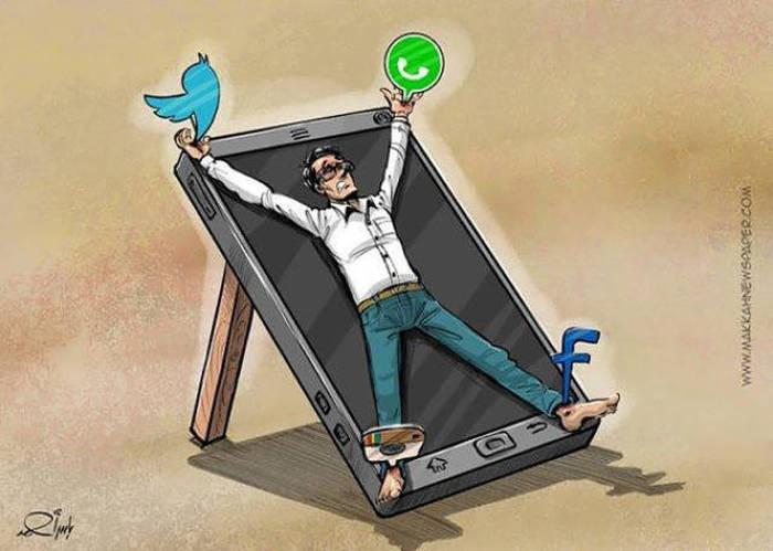 Зависимость от социальных сетей (3)