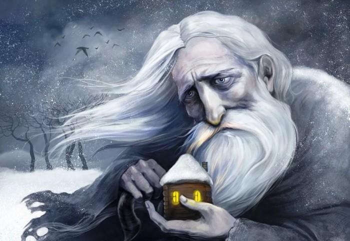 Миф о добром волшебнике (2)