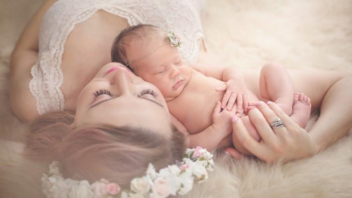 Когда рождается девочка, Бог этому миру делает подарок! (2)
