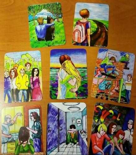 Гадают ли арттерапевты на метафорических картах?  Из опыта работы с подростками. (5)