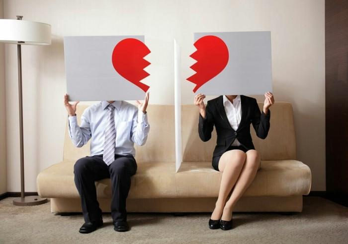 Развод. Конец или начало? (2)
