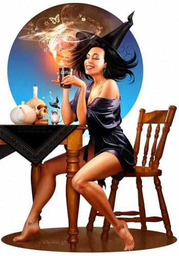 Если женщина пьет... (8)