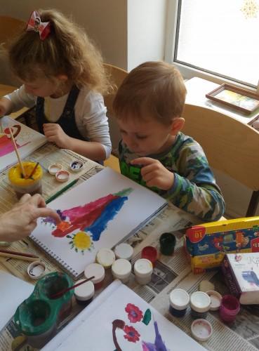 Дети, поделки и творчество (2)