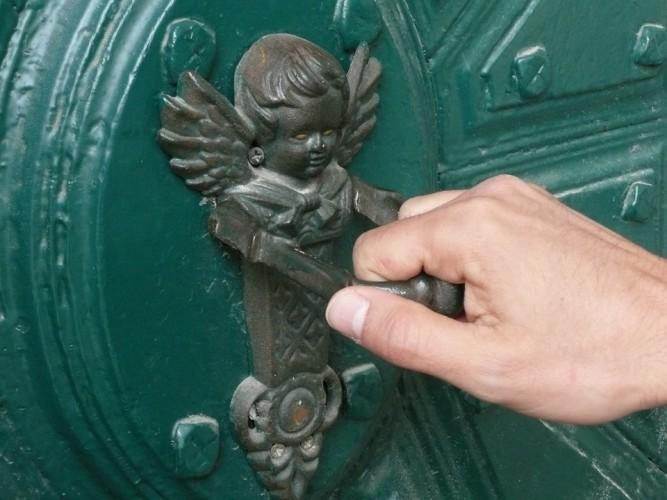 За дверью кабинета психотерапевта. (2)