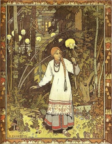 Сказочные шифры - чрезмерное любопытство и эйфория от собственного могущества (3)