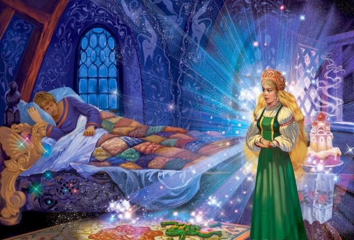 Сказочные шифры - утро вечера мудренее (5)