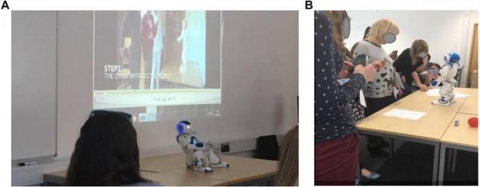 Роботы-гуманоиды готовятся прийти в психологическую практику (2)