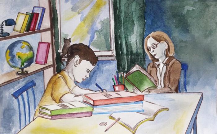 Домашнее обучение в России. Психолог предостерегает (2)