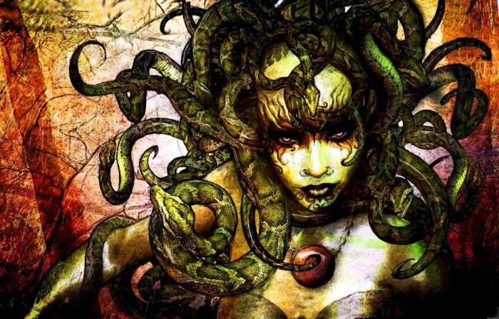 Медуза Горгона как архетип поврежденной женственности. (2)