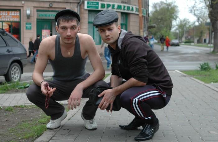 Мои встречи с грабителями, гоп-стоп