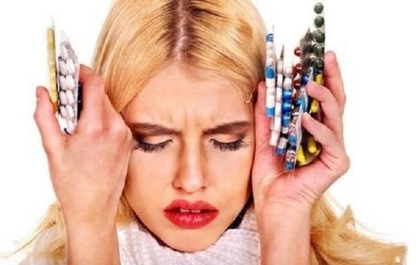 Психосоматика мигрени у женщин