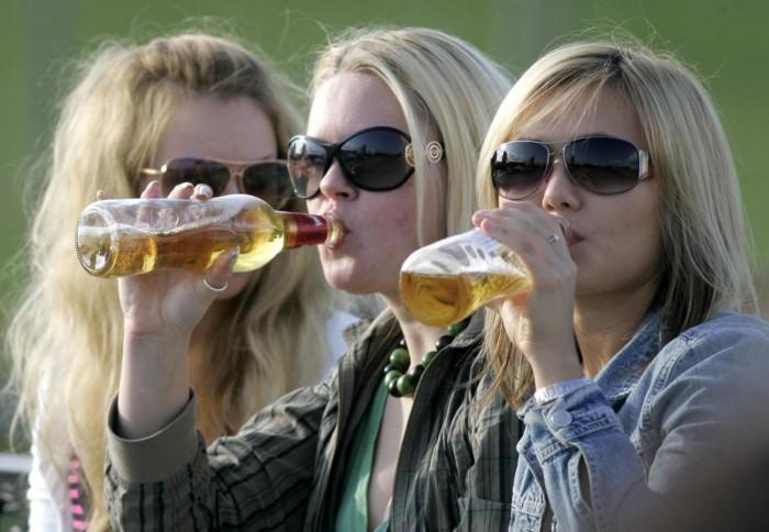 Стадии алкоголизма отрицание