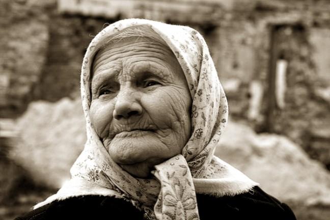 Стареющие родственники Часть 1 Трагизм времени