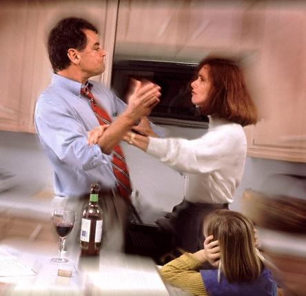 Алкоголизм родителей в семье