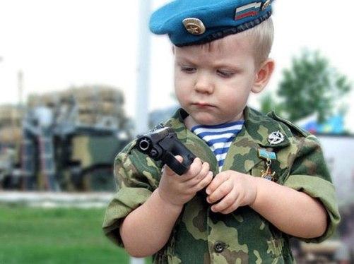 Как написать письмо сыну в армию