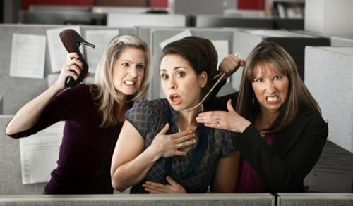 Как работать в женском коллективе