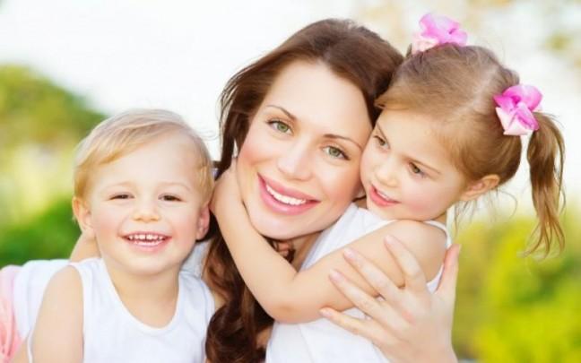 Отношение мам к детям фото