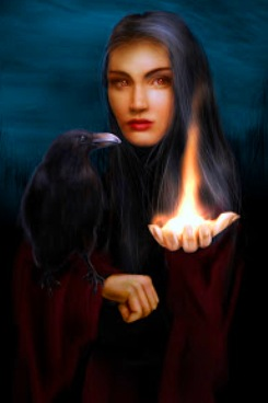 картинки к сказке марья и ведьмы