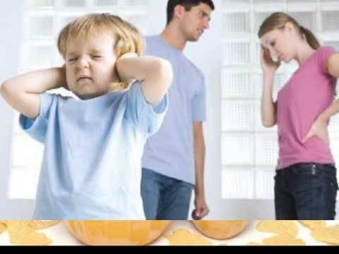 Маленький ребенок и развод