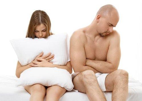 Жена неудовлетворена сексом с мужем