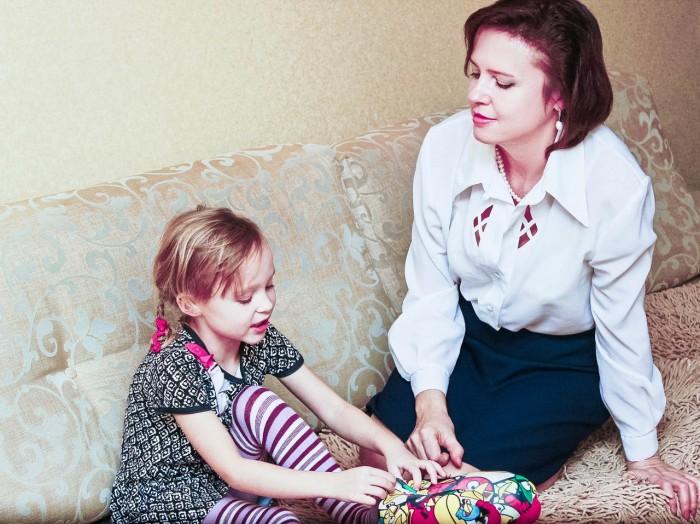 Качества взрослого необходимые для восстанавливающей игры с ребенком
