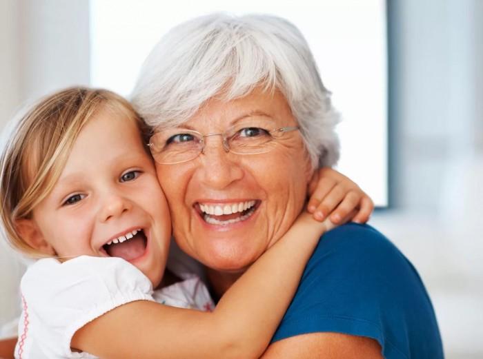 Бабушка захотела молодого внука смотреть онлайн фото 327-284