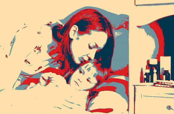 Испытание семьи больной ребенок