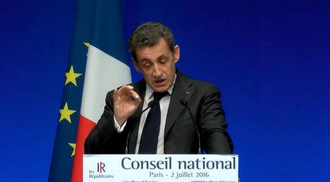 Психологический quot якорь quot или руки Саркози