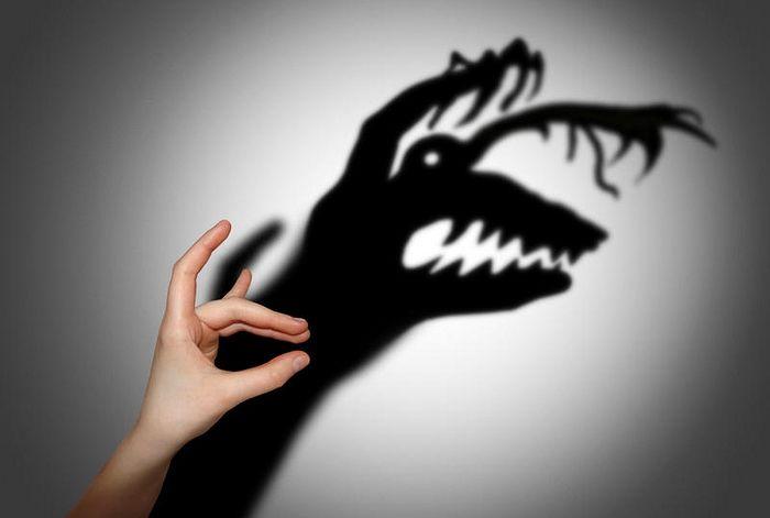 Коль присутствует страх то откуда возьм тся сила