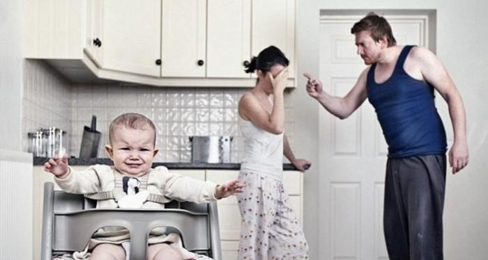 Бывший муж бьет что делать