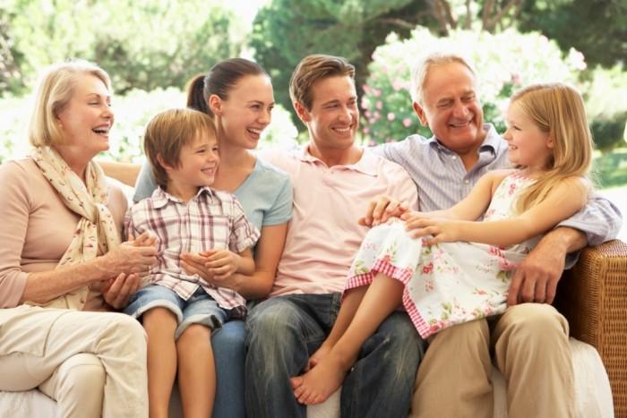 Отношения с родственниками психология