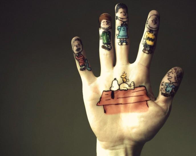 Метод Пять пальцев  Останавливаем прожигание жизни