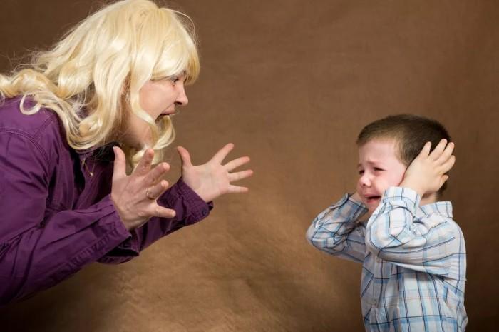 Как мамам не перегнуть палку Немного о волшебных словах
