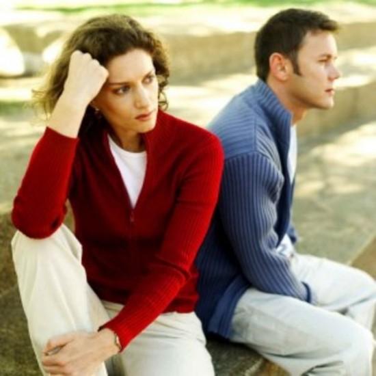 Проблемы в супружеских отношениях в среднем возрасте