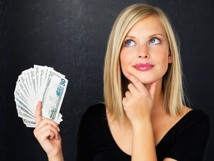 Финансы женщины в отношениях