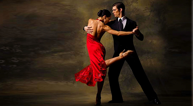 Танец сальса поднимает сексуальную энергию